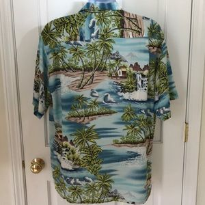 da8f4ea3 Vintage Shirts | Pineapple Connection 70s Hawaiian Shirt L | Poshmark